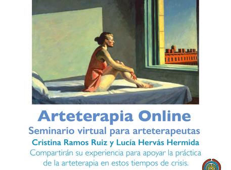 Seminario de arteterapia online