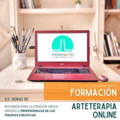Formacion arteterapia online