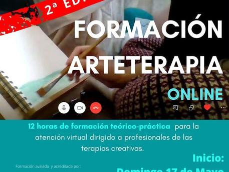 2º Edición de la Formación de Arteterapia Online