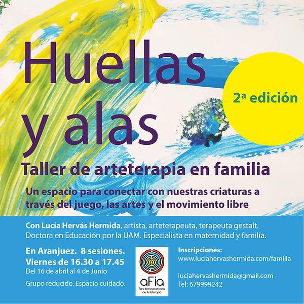 cartel taller familias 2021 2º edicion.j