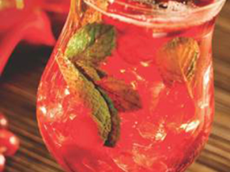 Today's Helpful Mad Gringo Tip – Cranberry Mojitos