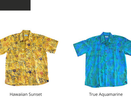 Tropical Shirts Now Available For Pre-Order!