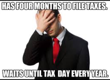 It's Tax Day.  Let's celebrate!
