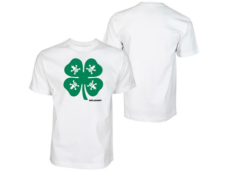Yes, we have St Patty's Day Tees!