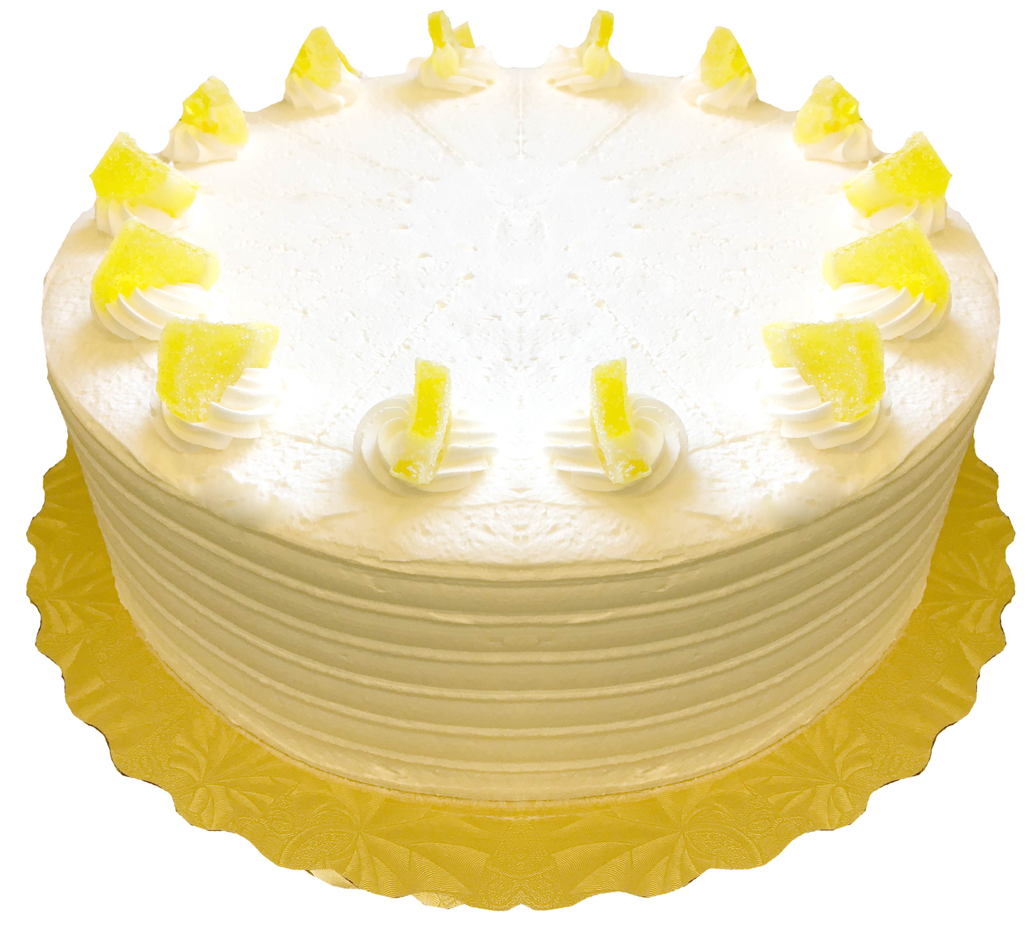 Lemon Symphony Torte