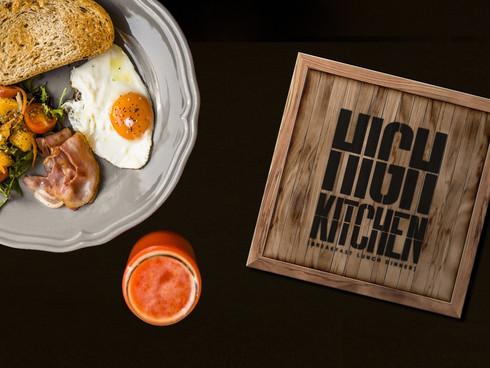 High Kitchen