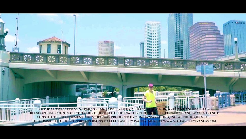 Ashley Ivanov for Judge Campaign Video