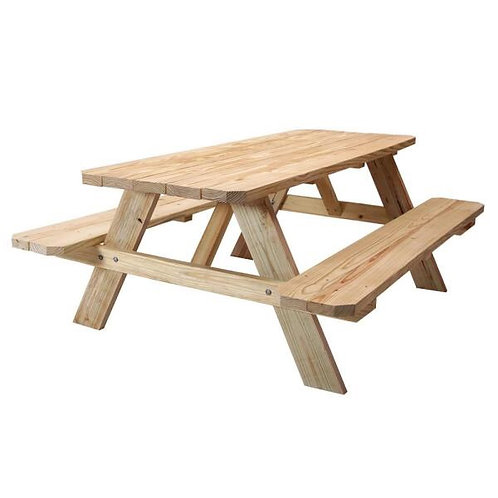 Hang Your Board on a Picnic Table