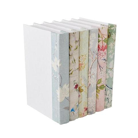 chinoiserie covered books