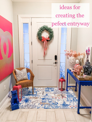 Ideas for Creating the Perfect Entryway