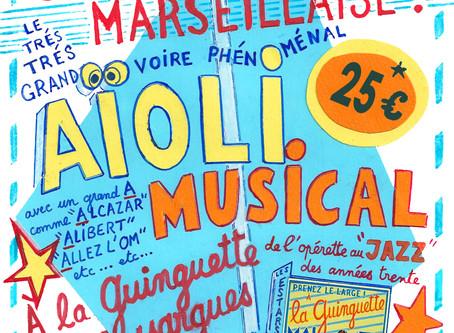 Journée Marseillaise 2017 !!!