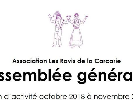 Assemblee generale 2019