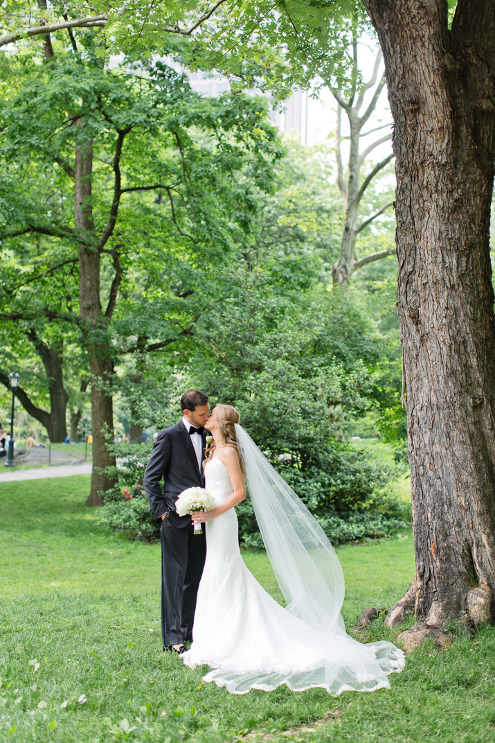 Kirsten Matthew NYAC Wedding