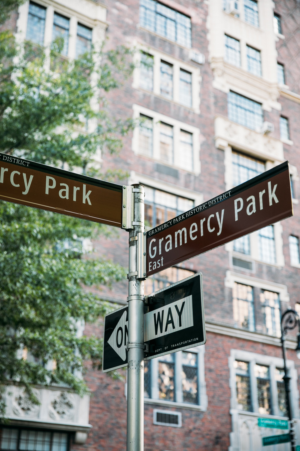 Stacy John Gramercy Park