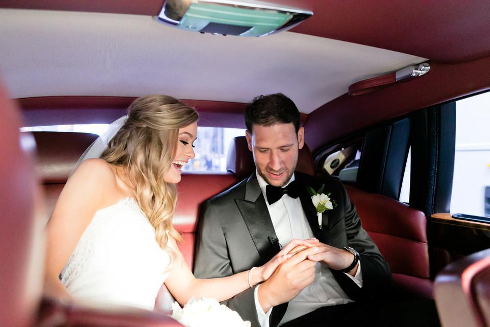 Kirsten Matthew NYAC Wedding