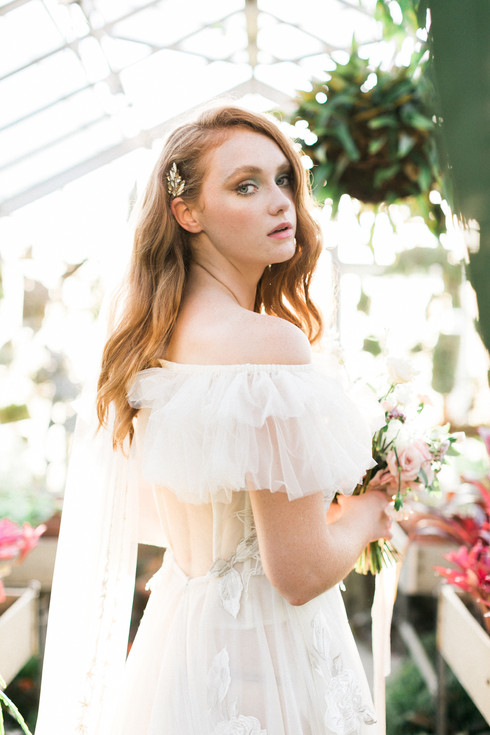 French Garden Editorial Wave Hill