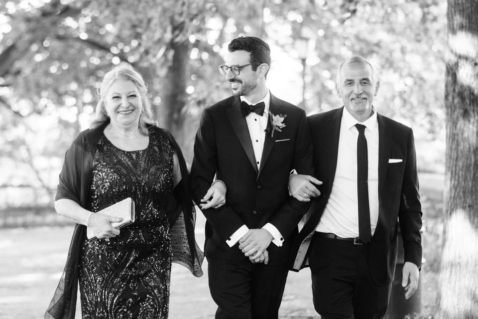 Steph David Fort Tyron Wedding