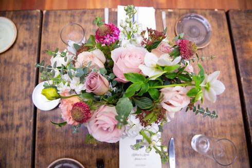 Kathleen Marion Milling Room Wedding