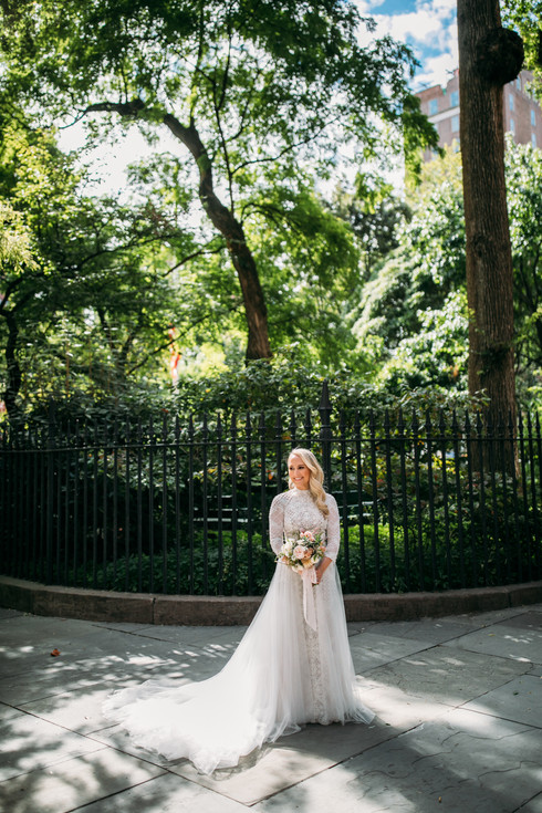 Stacy John Gramercy Park