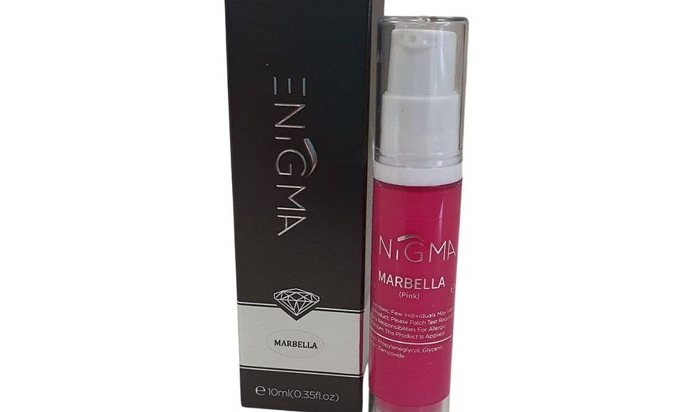 MARBELLA pink pigment