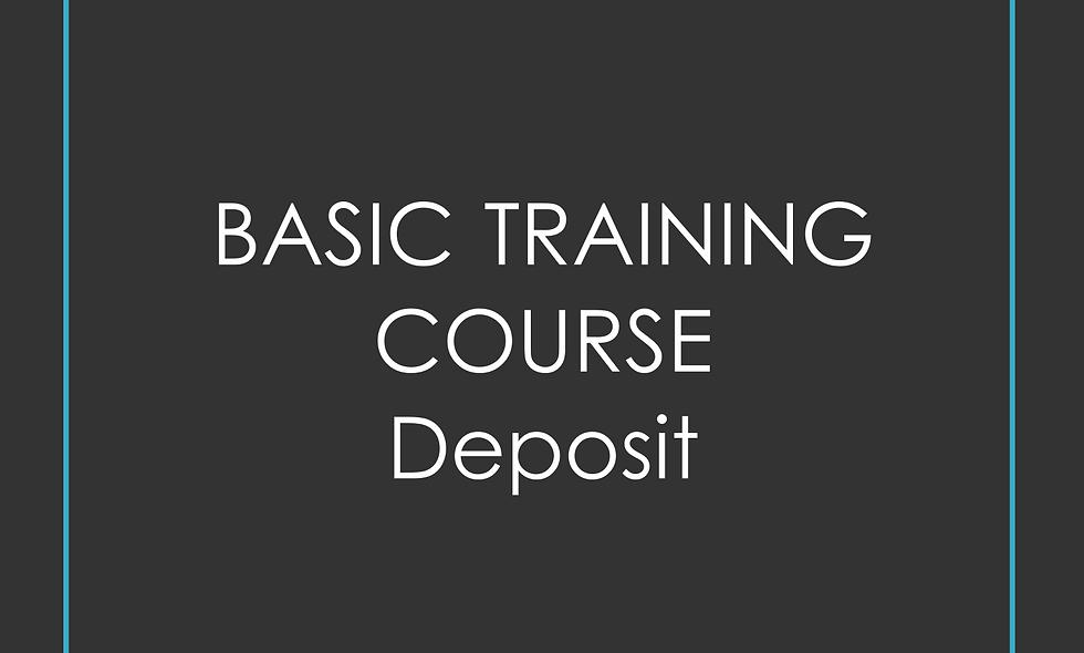 Deposit Basic Training