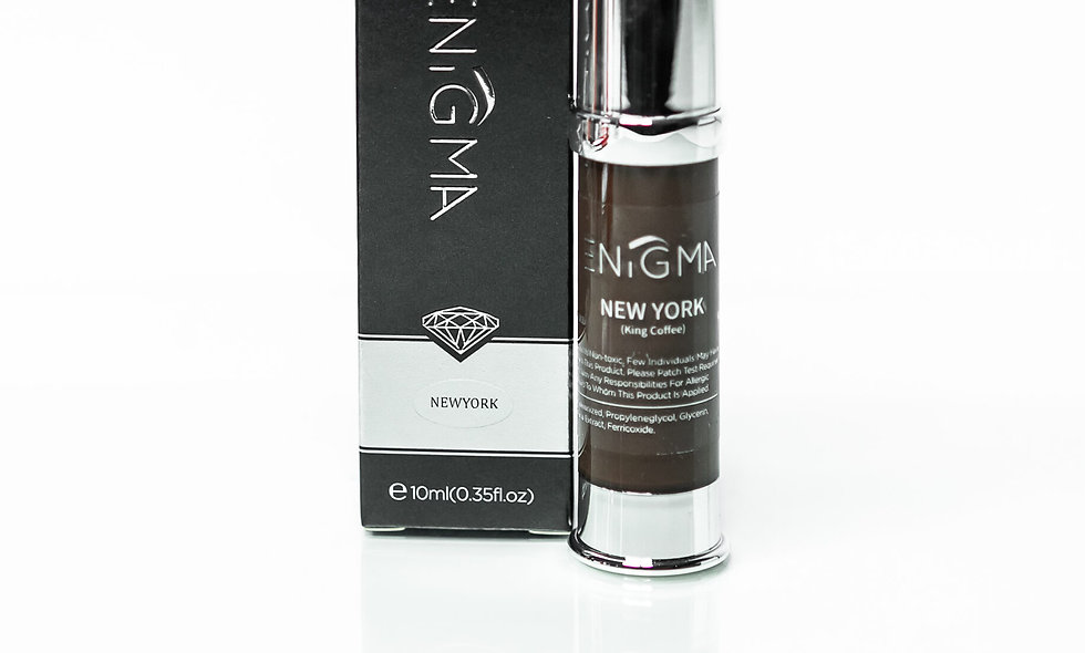 NEW YORK king coffee pigment