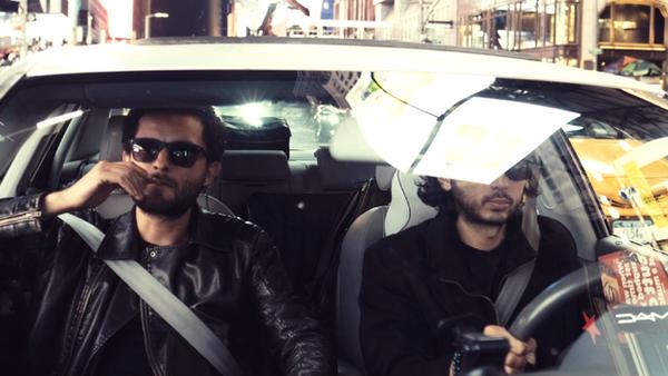 "'Nothing else matters"" tribute by Eran and Hakan Polat"
