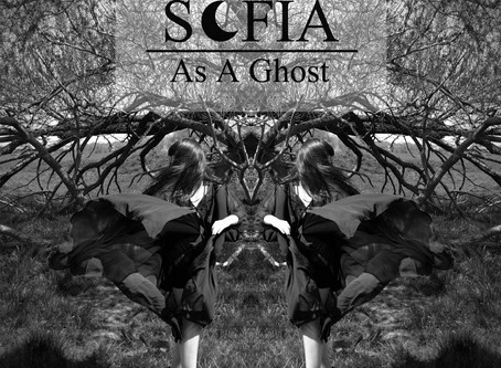 As A Ghost Release today 29/11/16