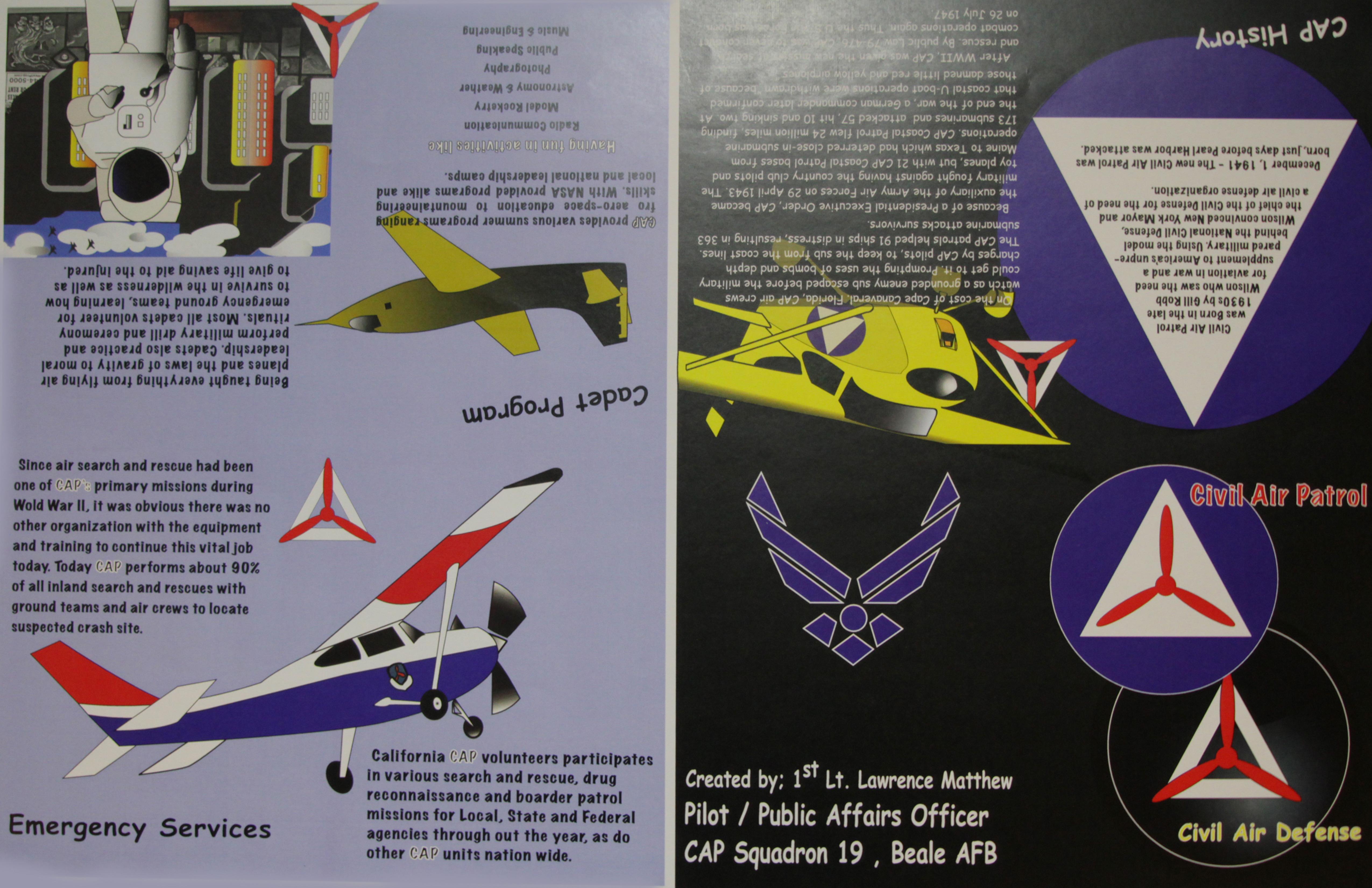 US Civil Air Patrol Pamphlet