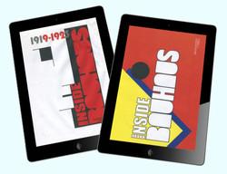 Bauhaus-iPads