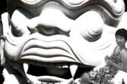 Yu Qing_Lion Head (2)