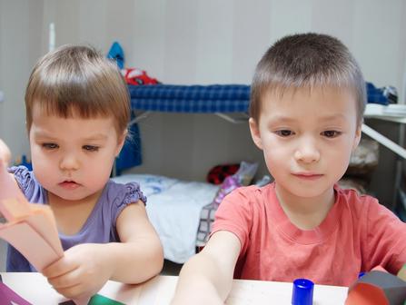 Jeunes enfants - Ateliers ludiques/ Young children Fun Workshops