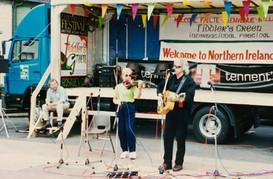 Fiddlers' Green Festival, Rostrevor N. IRL.