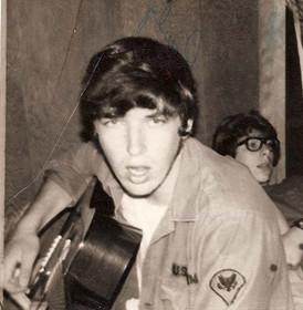 Dave circa 1974