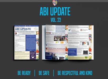ABI Update Vol.22