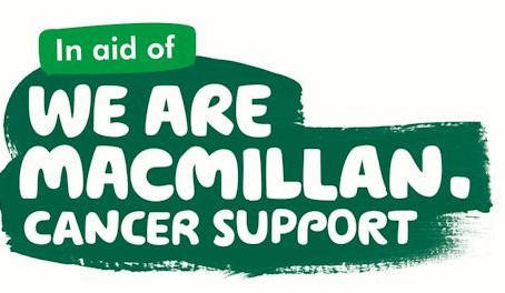 Fundraising for Macmillan with Coffee Morning - £361 raised!