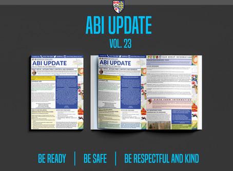 ABI Update Vol.23