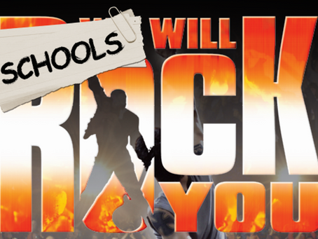 Ilsley's 'We Will Rock You' Auditions