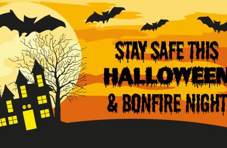 Happy, Safe Halloween/Bonfire Night - Reminder from WM Police