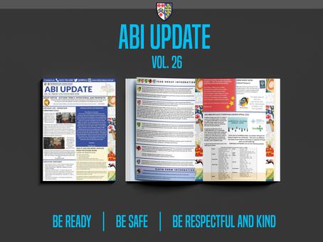 ABI Update Vol.26