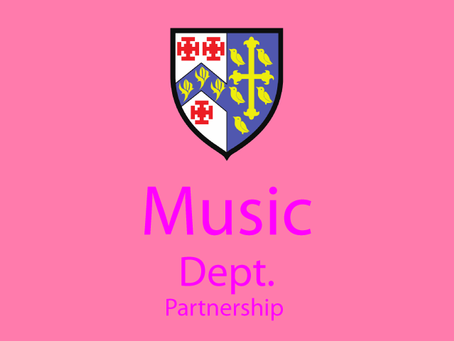 Music Department Partnership with Royal Birmingham Conservatoire!
