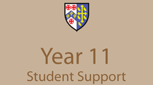 2019 Year 11 Support Timetable Published