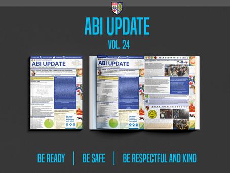 ABI Update Vol.24