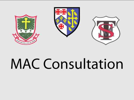 MAC Consultation Evenings