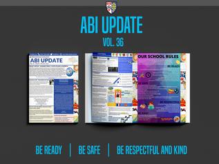 ABI Update Vol. 36