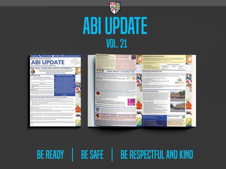 ABI Update Vol.21