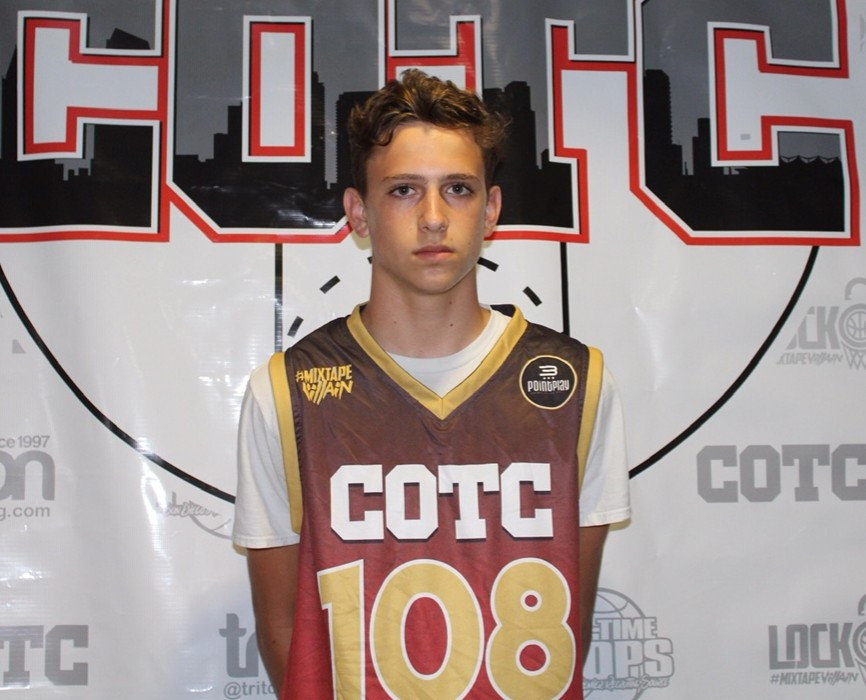 LCC G Ty Hendler could see early playing time for a D1 power