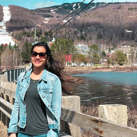 Mont-Tremblant: Um gostinho de Europa dentro do Canadá