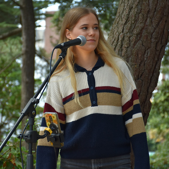 Live On The Slopes: Sophie Breakell
