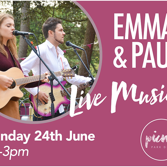 Live Music: Emma & Paul